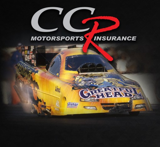 Enter CCRINS for Motorsports